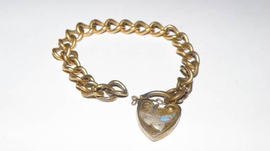 Alona's baby bracelet