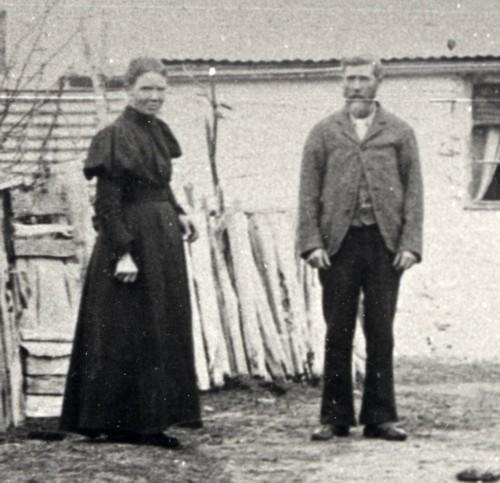 Ebenezer Sinkinson & his wife Lydiaed