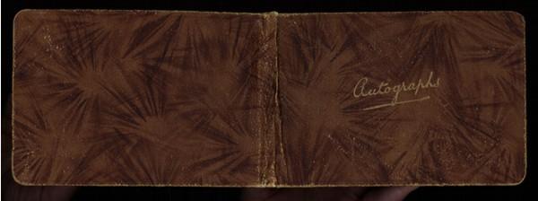 Kelly Autograph Book - a1