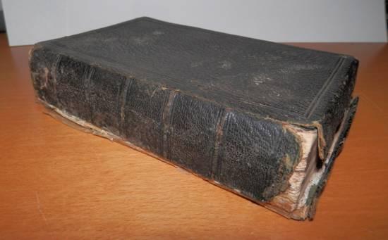 Eva Richardson's bible