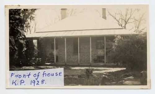 front of Kenton Park, 1928