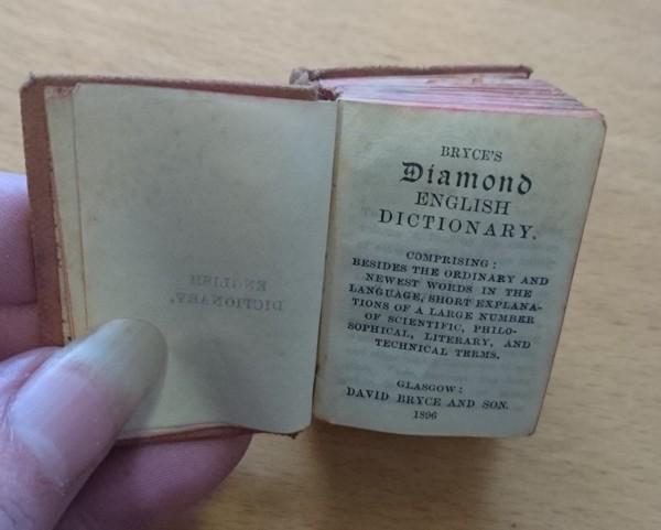 Bryce's Diamond Dictionary #3
