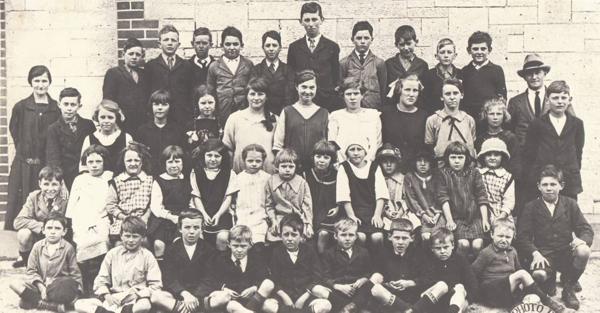 Gumeracha Primary School photo 1925 600