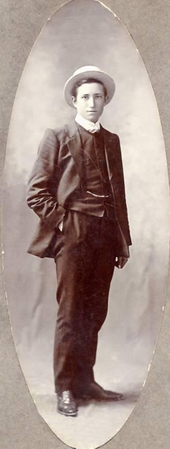 Horrie Phillips 1909