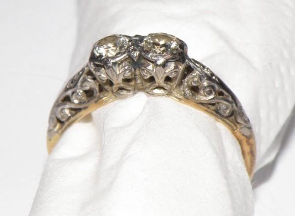 grandma's engagement ring