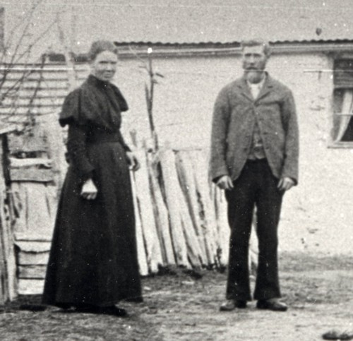 Ebenezer Sinkinson & his wife Lydiaed