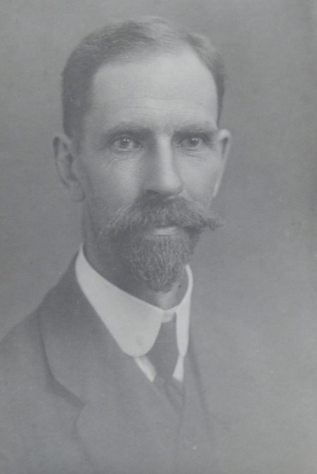 John Beavis Randell, only son of William Beavis Randell from his 2nd marriage
