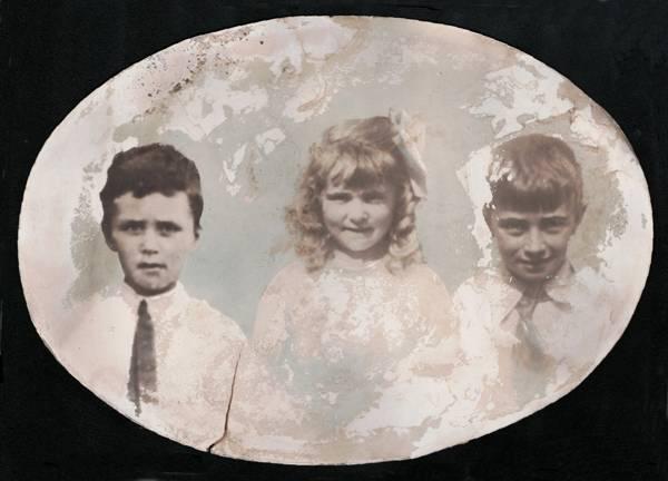 Hannaford siblings