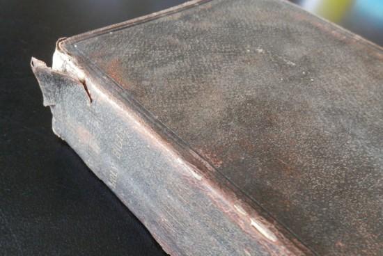Phebe Randell's bible