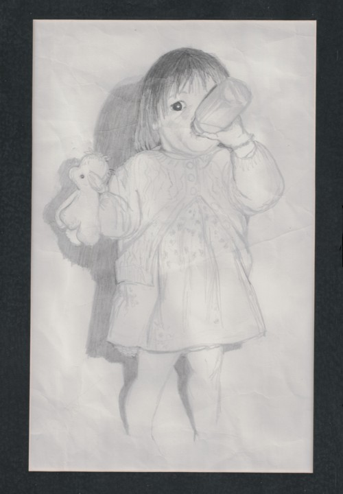 Alona sketch #2 500