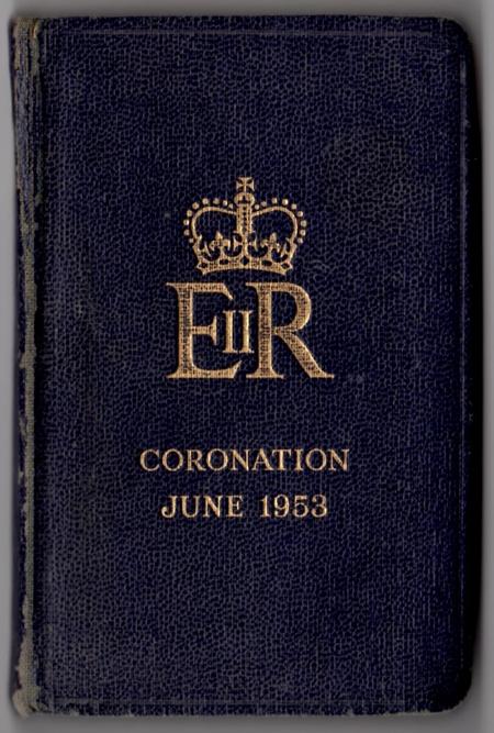Coronation Bible 1