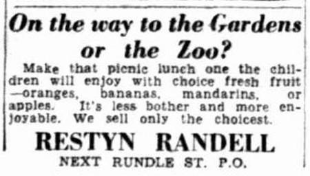 Advertising. (1946, September 5). News (Adelaide, SA : 1923 - 1954), p. 7. Retrieved September 25, 2014, from http://nla.gov.au/nla.news-article130858866