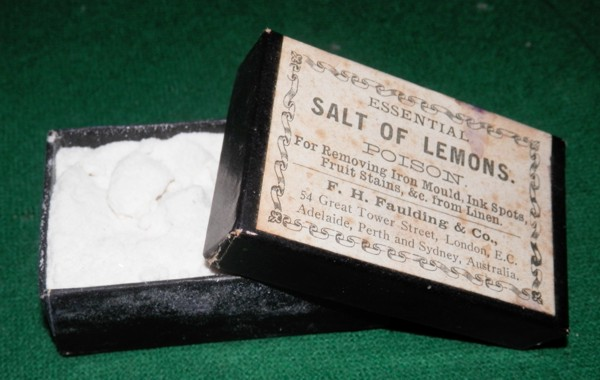Salt of Lemons